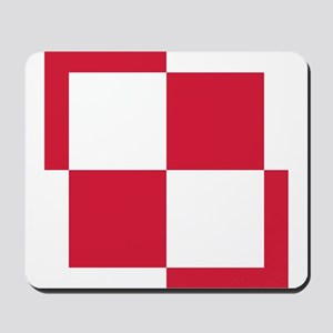 Poland Roundel Mousepad