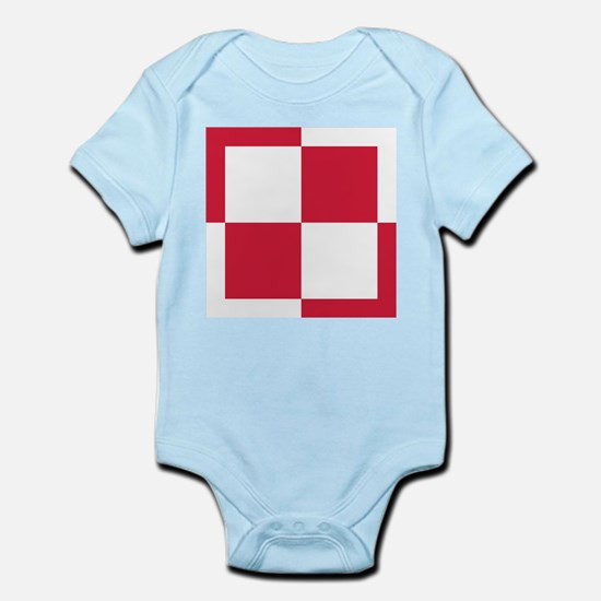 Poland Roundel Infant Bodysuit