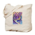 Valley Cat 1 Tote Bag