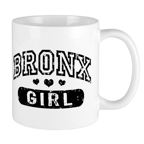 Bronx Girl Mug
