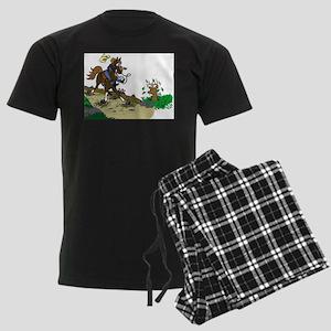 Trail Horse & Deer Pajamas