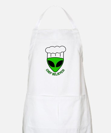Chef Believes BBQ Apron