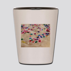 With Sprinkles on Top Shot Glass