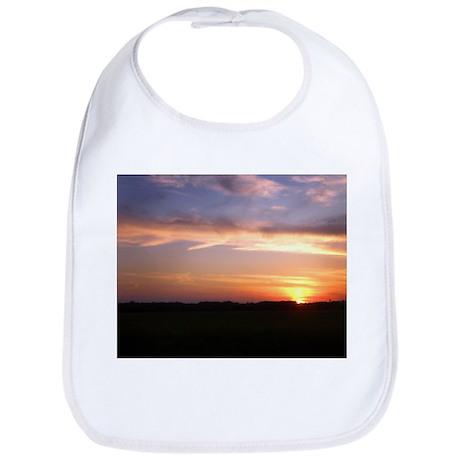Prairie Sunset Bib
