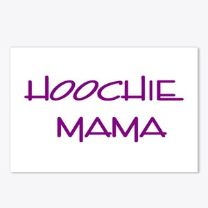 Hoochie  Postcards (Package of 8)