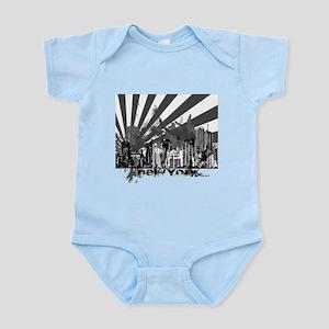 New York Style Infant Bodysuit