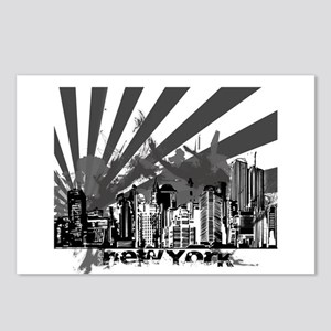 New York Style Postcards (Package of 8)