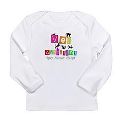 Cat Lovers/Veterinary Long Sleeve Infant T-Shirt