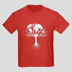 World Tree Kids Dark T-Shirt