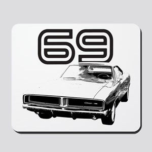 1969 Charger Mousepad