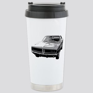 69 Charger Stainless Steel Travel Mug
