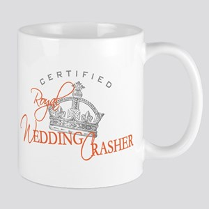 Royal Wedding Crashers Mug