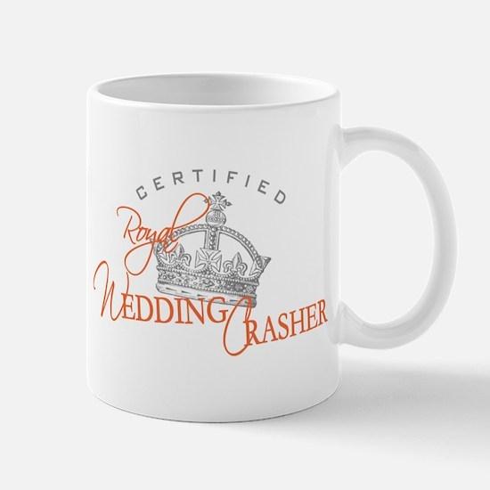 Royal Wedding Crashers Mug