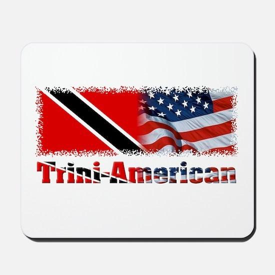 Trini-American Mousepad