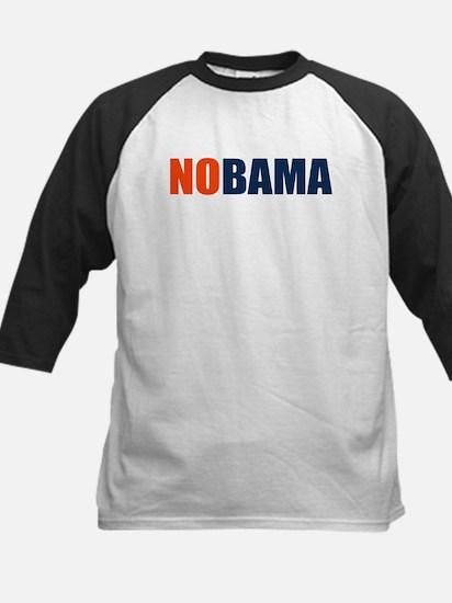 NoBama Kids Baseball Jersey