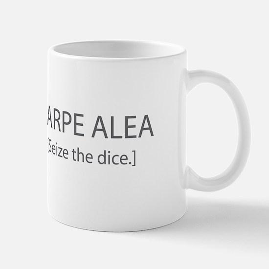 Seize the Dice Mug