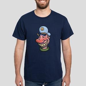 Cap'n Bucky Dark T-Shirt
