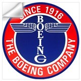 Boeing Wall Decals