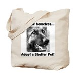 Help The Homeless Tote Bag