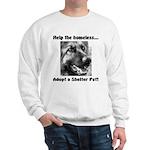 Help The Homeless Sweatshirt