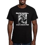 Help The Homeless Men's Fitted T-Shirt (dark)