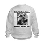 Help The Homeless Kids Sweatshirt
