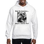 Help The Homeless Hooded Sweatshirt