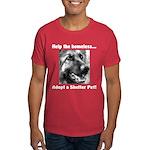 Help The Homeless Dark T-Shirt