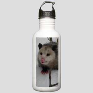 Snow Possum Stainless Water Bottle 1.0L