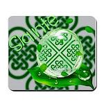 Celtic Artwork Designs Mousepad