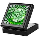 Celtic Artwork Designs Keepsake Box