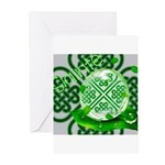 Celtic Artwork Designs Greeting Cards (Pk of 20)