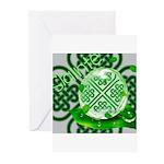 Celtic Artwork Designs Greeting Cards (Pk of 10)