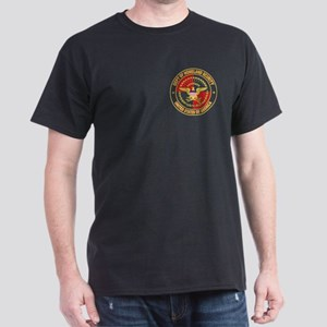 Dept of Homeland Secuirty Black T-Shirt