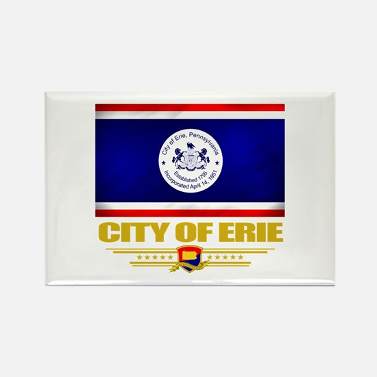 Erie Pride Rectangle Magnet
