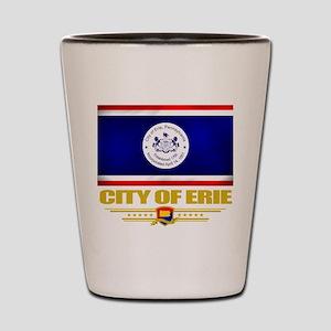 Erie Pride Shot Glass