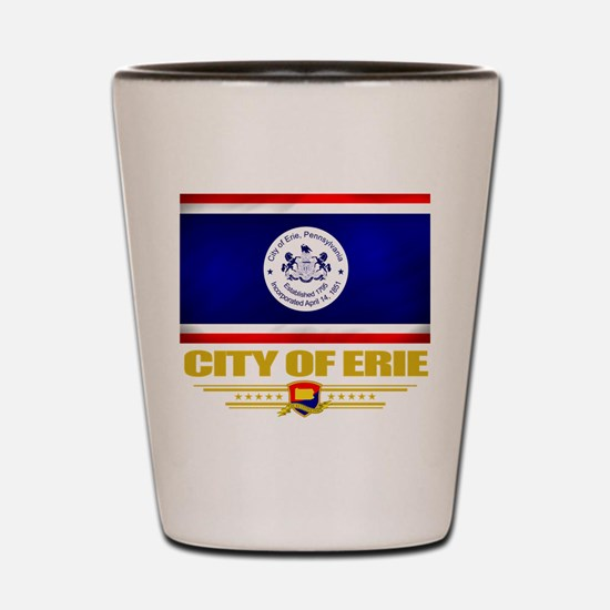 Erie Pride Shot Glass