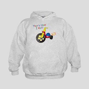 Big Wheel Kid's Kids Hoodie