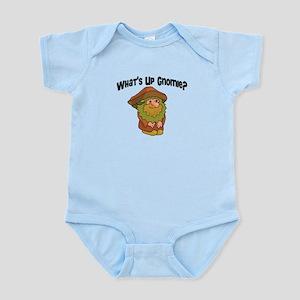Whats Up Gnomie Infant Bodysuit