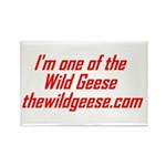 One of the Wild Geese -Rectangle Magnet