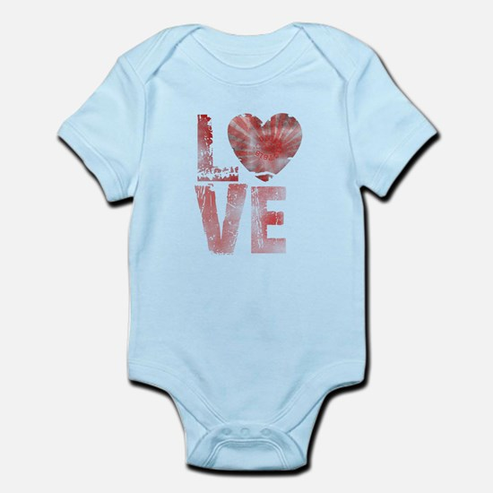 L O V E Infant Bodysuit