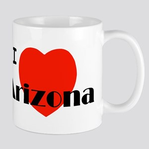 I Love Arizona! Mug