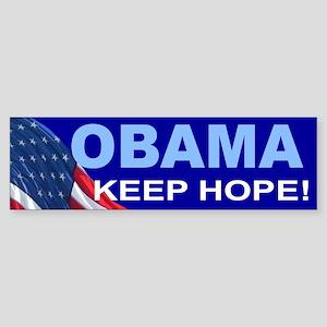 Obama: Sticker (Bumper)