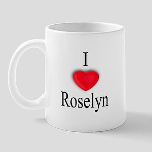 Roselyn Mug