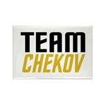 Team Checkov Rectangle Magnet (100 pack)