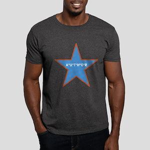 Dark AUTHOR T-Shirt With Star Logo