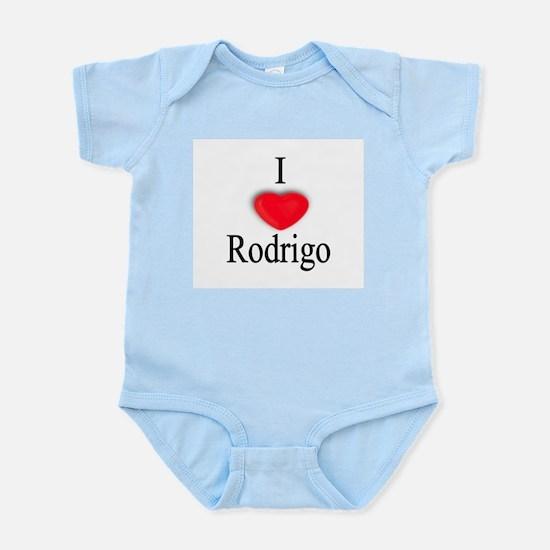 Rodrigo Infant Creeper