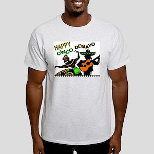 HAPPY CINCO DE MAYO Light T-Shirt