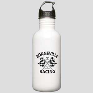 Bonneville Racing Stainless Water Bottle 1.0L