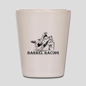 Barrels Shot Glass